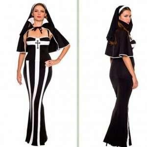 Halloween Nun Costume