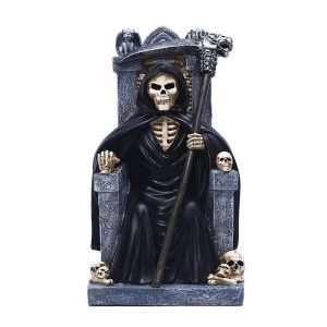 Halloween Decoration Ornaments Western Traditional Throne