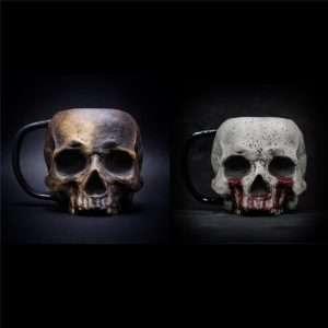 Halloween Horror Skull Cup