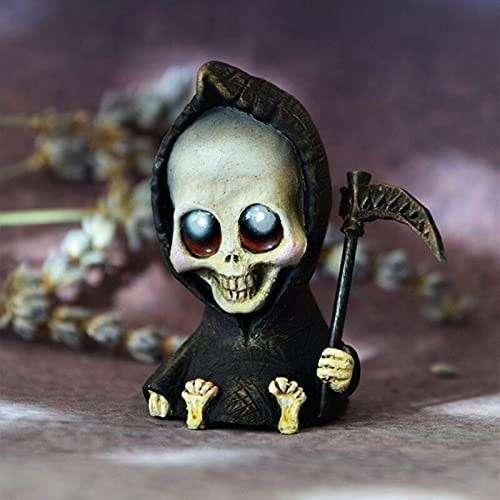 Baby Grim Reaper Ornament